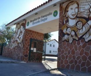foto: Murió la madre de un funcionario municipal en Hospital de Campaña