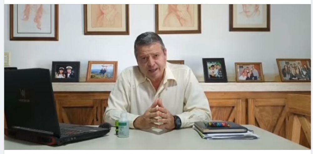 Coronavirus: El intendente de Paso de la Patria está aislado