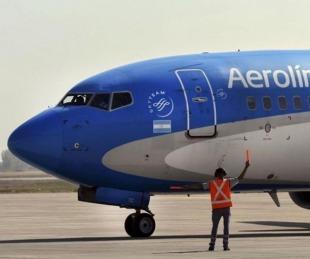 foto: Aerolíneas Argentinas sancionará a quienes intenten evadir los controles