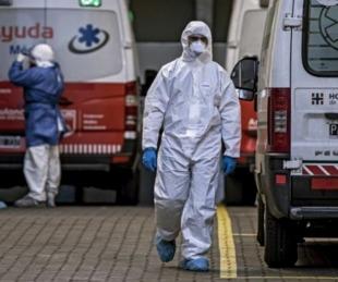 foto: País: Otras 406 personas murieron y 11.712 fueron diagnosticadas