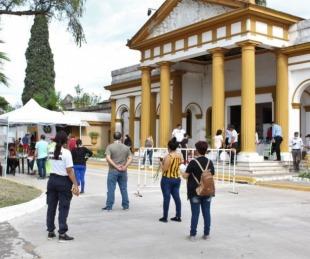 foto: Valdés decretó asueto provincial para el lunes 2 de noviembre
