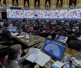 foto: Diputados nacionales tratarán este miércoles el Presupuesto 2021