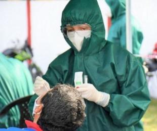 foto: Corrientes registró 98 casos de coronavirus: 90 son de la Capital