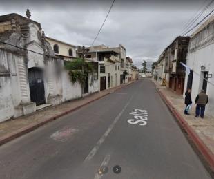 foto: Policías de Delitos Complejos aislados por caso positivo de Covid