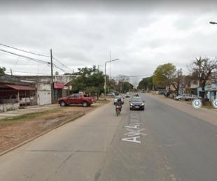 foto: Robó en una peluquería, huyó y se le descompuso la motocicleta