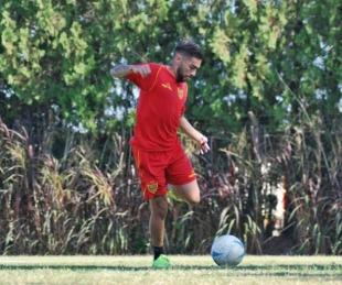 foto: Boca Unidos: Fabio Godoy se rompió el ligamento cruzado