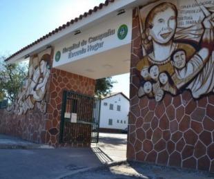 foto: Coronavirus: jovencita de 17 años murió en el Hospital de Campaña