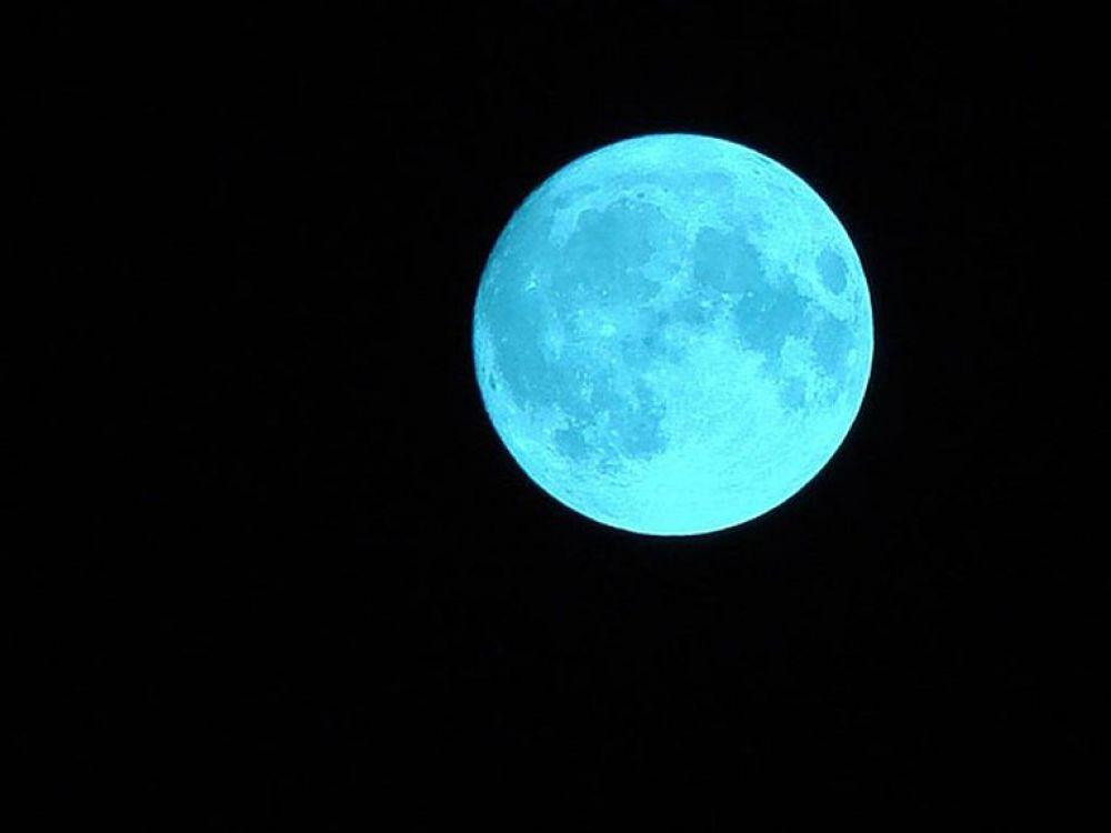 Qué es la Luna Azul que se verá este 31 de octubre en Argentina