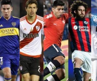 foto: Día y hora: así se va a jugar la segunda fecha de la Liga Profesional