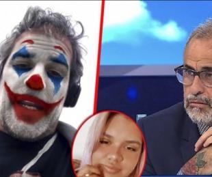 foto: Patricio Giménez expuso el mensaje que le envió Morena Rial en contra de su papá