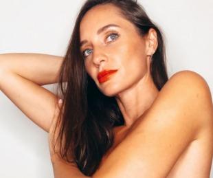 foto: Carolina Haldemann reclama que bajen su video de sitios porno