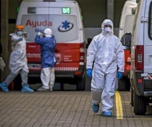 foto: Fallecieron 430 personas de covid en las últimas 24 horas en el país