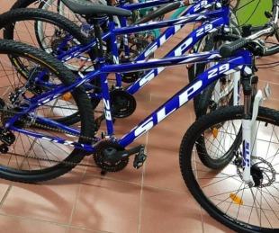 foto: Denunció que le robaron la bicicleta que usa para ir a trabajar