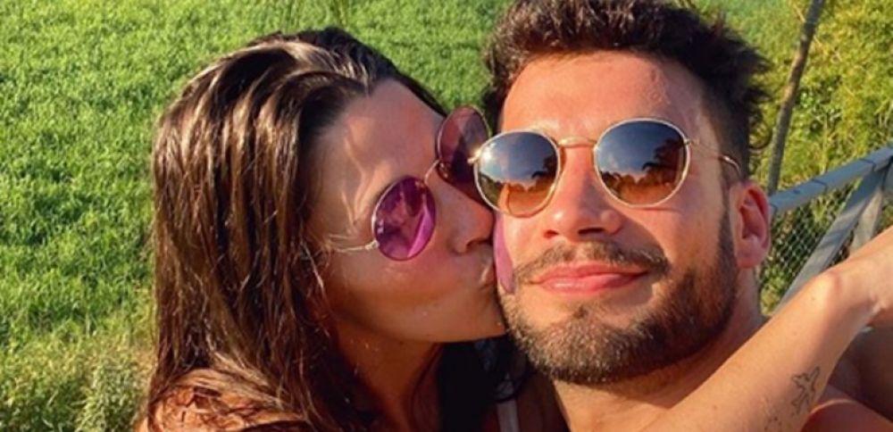 Ivana Nadal de vacaciones con su novio en Resistencia