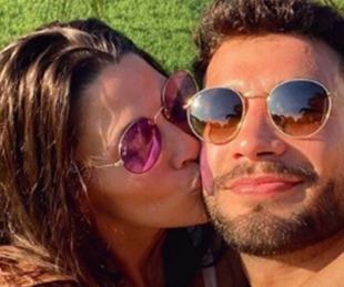 foto: Ivana Nadal de vacaciones con su novio en Resistencia