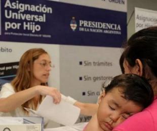 foto: La AUH incluirá a un millón de niños y adolescentes más