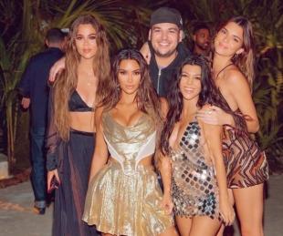 foto: Kim Kardashian gastó USD 1.000.000 en su viaje de cumpleaños