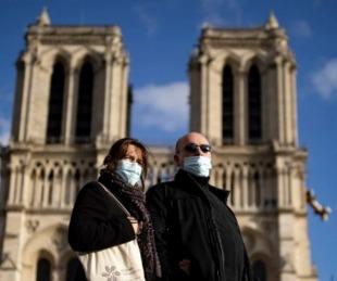 foto: En Francia pronostican 100 mil casos diarios de coronavirus