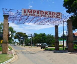 foto: Empedrado pedirá  que se habilite el turismo interno a esa localidad