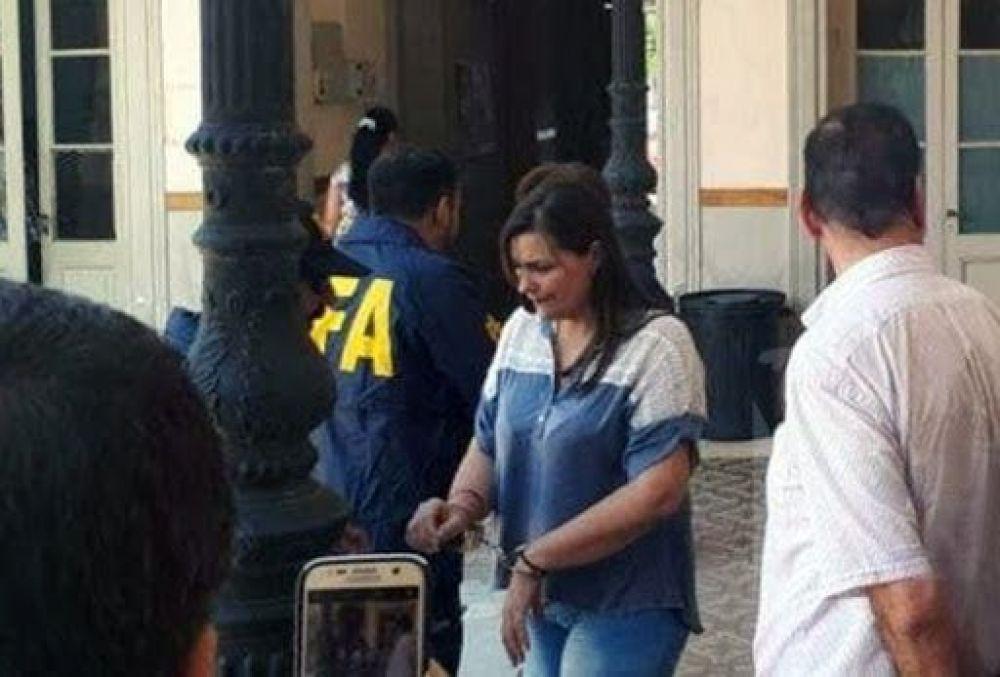 Otorgaron prisión domiciliaria a la ex intendente de Perugorría