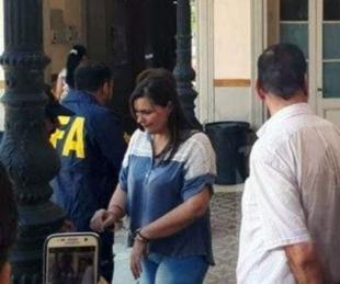 foto: Otorgaron prisión domiciliaria a la ex intendente de Perugorría