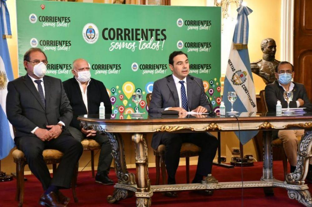 Expectativa: finalizó la reunión de Valdés con el Comité de Crisis