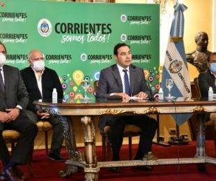 foto: Expectativa: finalizó la reunión de Valdés con el Comité de Crisis