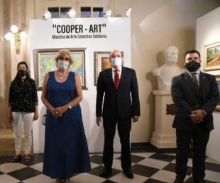 foto: La muestra anual Cooperart inaugura en dos salas simultáneas