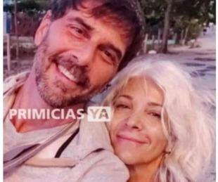 foto: La impactante foto de Juan Darthés en Brasil junto a su esposa