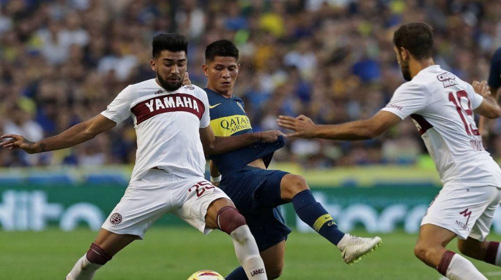 Lanús-Boca, Copa de la Liga Profesional: hora, TV y formaciones