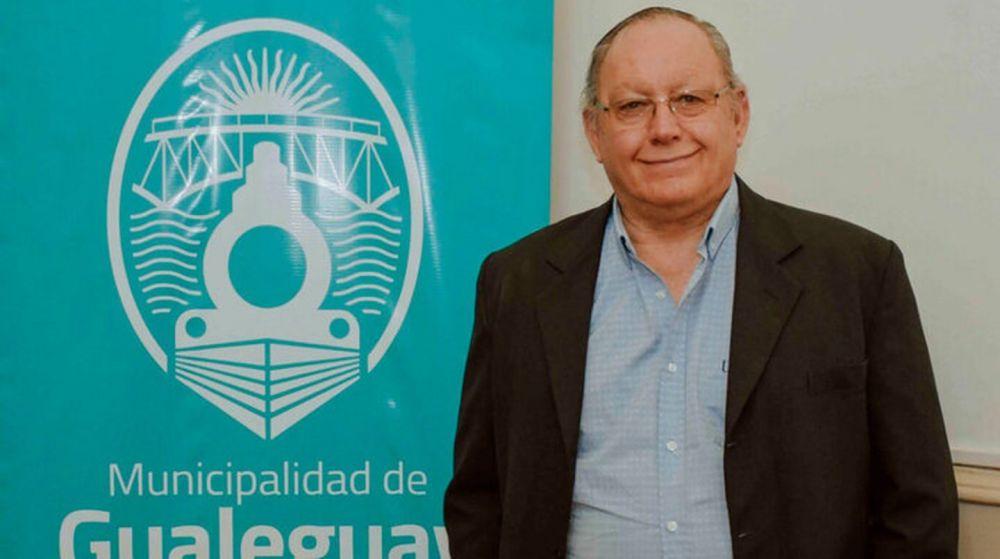 Entre Ríos: murió por coronavirus el intendente de Gualeguay
