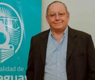 foto: Entre Ríos: murió por coronavirus el intendente de Gualeguay