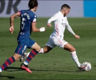 foto: Real Madrid goleó y es líder en solitario de la liga española