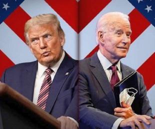 foto: Estados Unidos elige entre Donald Trump y Joe Biden