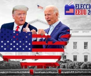 foto: Biden saca ventaja en tres estados clave y Trump vuelve a denunciar fraude