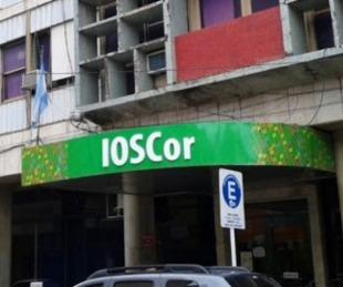 foto: Oficinas de Ioscor continuará cerrada hasta conocer resultados