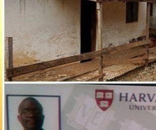 foto: Un estudiante camerunés salió de la pobreza extrema y llegó a Harvard
