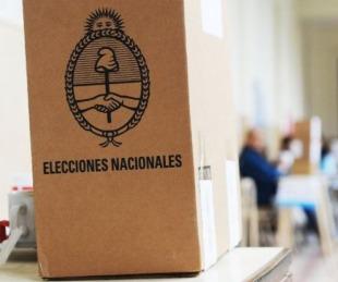 foto: Elecciones legislativas 2021: el Gobierno avanza con el cronograma electoral