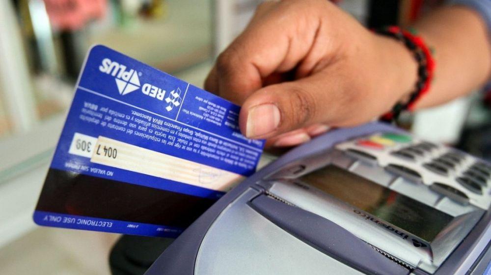 En octubre creció 54,3% la operatoria con tarjetas de crédito