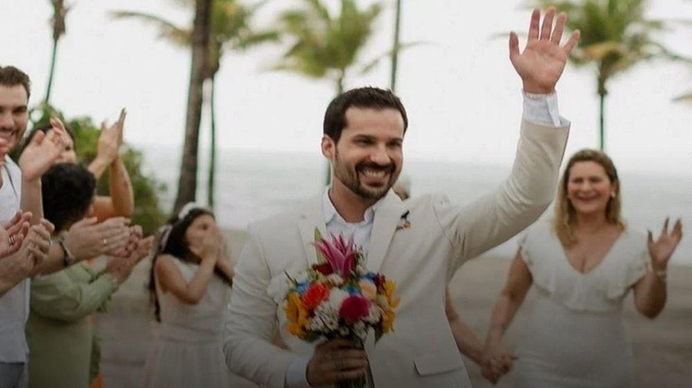 Brasil: lo abandonó su prometido y se casó con él mismo