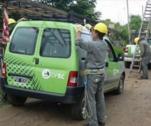 foto: Por trabajos, habrá cortes de luz en Capital e interior