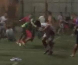 foto: Video: así habría sido una pelea en la reanudación del fútbol 5