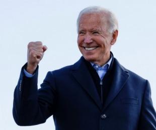 foto: Joe Biden ganó tras alcanzar los electores necesarios