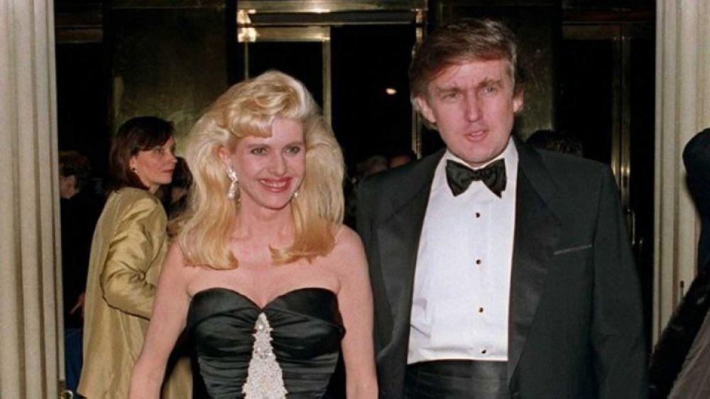 Ivana Trump habló tras el triunfo de Joe Biden:Mi ex marido odia ser perdedor