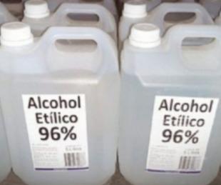 foto: ANMAT prohibió venta de dos marcas de alcohol etílico