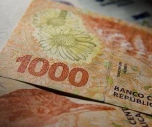 foto: El Banco Central importará de emergencia billetes de $1.000