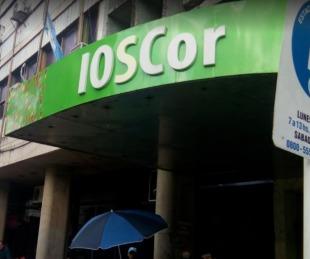 foto: Volvieron a cerrar oficinas de IOSCOR por un caso de Covid 19