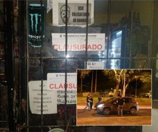 foto: Inspeccionaron bares en Capital y se demoró a 85 personas