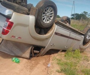 foto: Saladas: se accidentó el hijo de un ex intendente de esa localidad