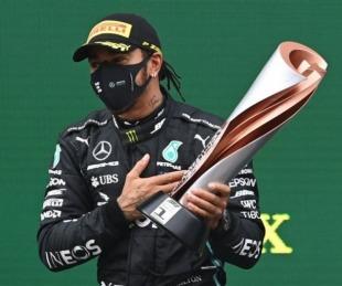 foto: Hamilton se coronó campeón de la Fórmula 1 en el GP de Turquía